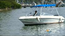 "FWC Touts Boating Safety, Wants Boaters To Wear Their ""PFD"""