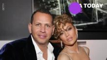 Jennifer Lopez, Alex Rodriguez shared electric moment together when they were both still married