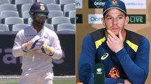 'Carry on like a pork chop': Tim Paine cuts down sledging Indians
