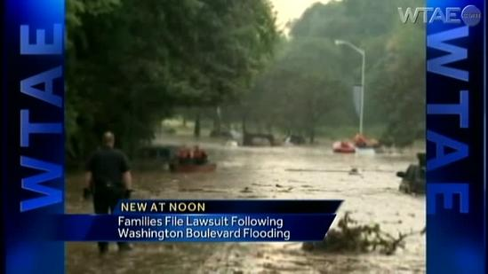 Families suing over flash flood deaths in Highland Park