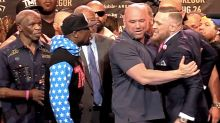 Conor McGregor Blasts Floyd Mayweather Over 'Ridiculous' Racism Claims