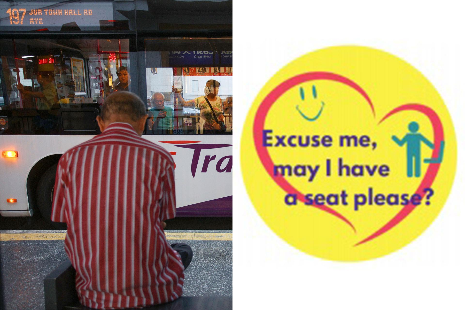 LTA launches pilot sticker scheme to help commuters with invisible medical conditions get seats