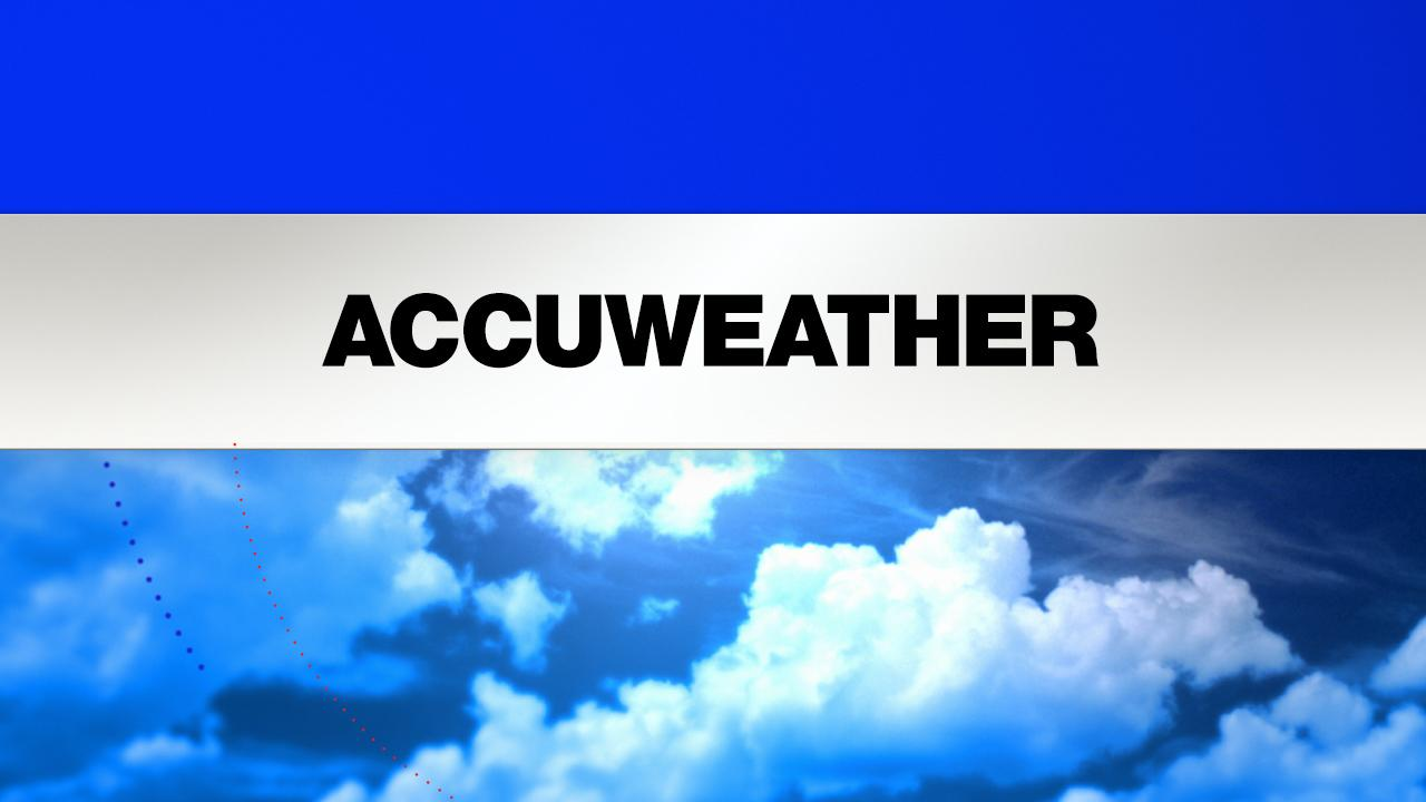 AccuWeather Forecast: Warmer with a shower in spots