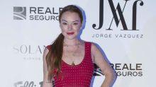 Lindsay Lohan reveals her adoption ambition