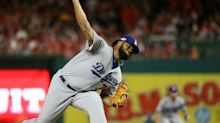 Kenley Jansen's perfect pitch helped the Dodgers finish the Nationals in Game 1