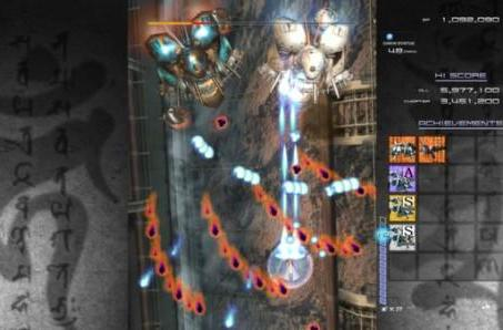 Fail at two-player Ikaruga with one controller, out now on Steam