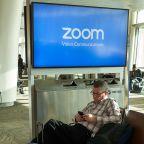 Zoom Video posts adjusted EPS, revenue beat