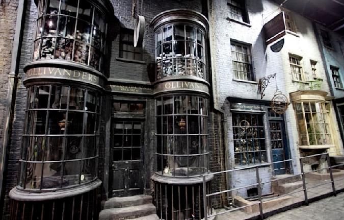 Easter Egg: Facebook feiert 20. Geburtstag von Harry Potter