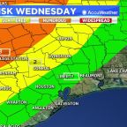 Houston weather: Strong storms for the morning rush hour