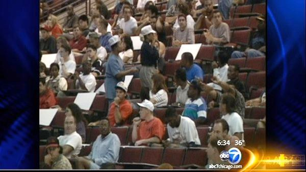 CFD's 'Lewis Class' graduates -- 15 years after 1st exam, discrimination lawsuit