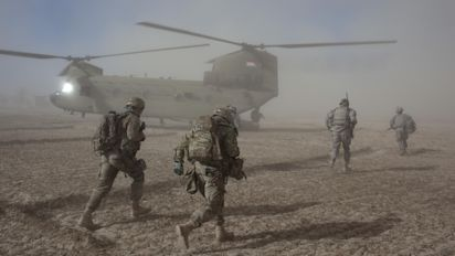 What did the U.S. get for $2 trillion in Afghanistan?