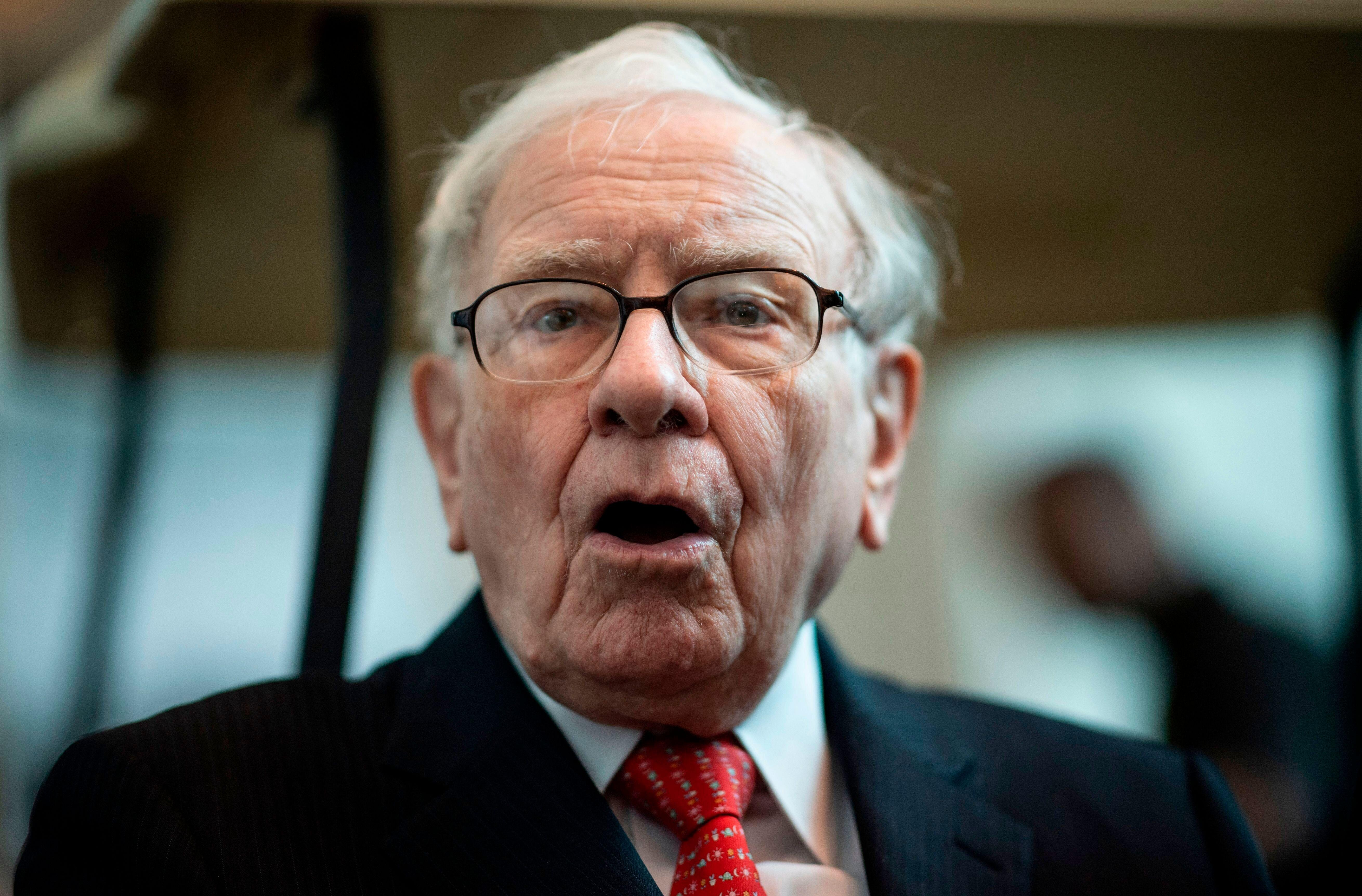 Warren Buffett on what he values most life: 'It's the two things you can't buy'