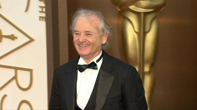 Bill Murray 'Crashes' Bachelor Party