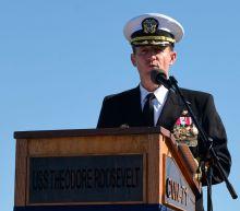Theodore Roosevelt's great-grandson calls fired Navy Capt. Crozier 'a hero' in op-ed