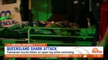 Woman critically injured in shark attack off Whitsunday Island