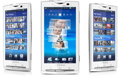 Sony Ericsson lets XPERIA X10 videos and press shots loose