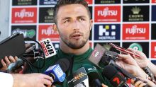Burgess breaks silence after being named in sexting scandal