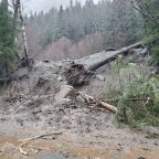 6 missing, homes destroyed in southeast Alaska landslide