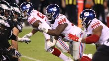 The Chris and Joe Show - Breaking down the Giants' loss in Philly