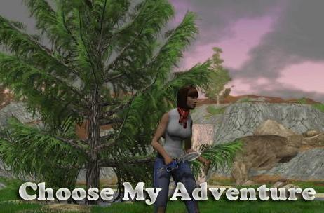 Choose My Adventure: The final countdown