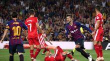 Le Barça laisse filer deux points