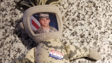 Military mom needs help finding daughter's missing 'daddy doll,' which comforts when he's away