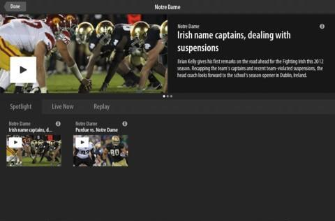 NBC Sports and Yahoo Sports cut a deal to fuse internet, TV coverage