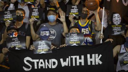 Neue Spannungen zwischen China und USA wegen Hongkong