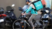 Deliveroo: customers would foot bill for workers' rights