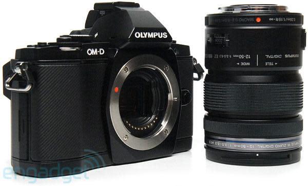 Olympus OM-D E-M5 Micro Four Thirds camera review