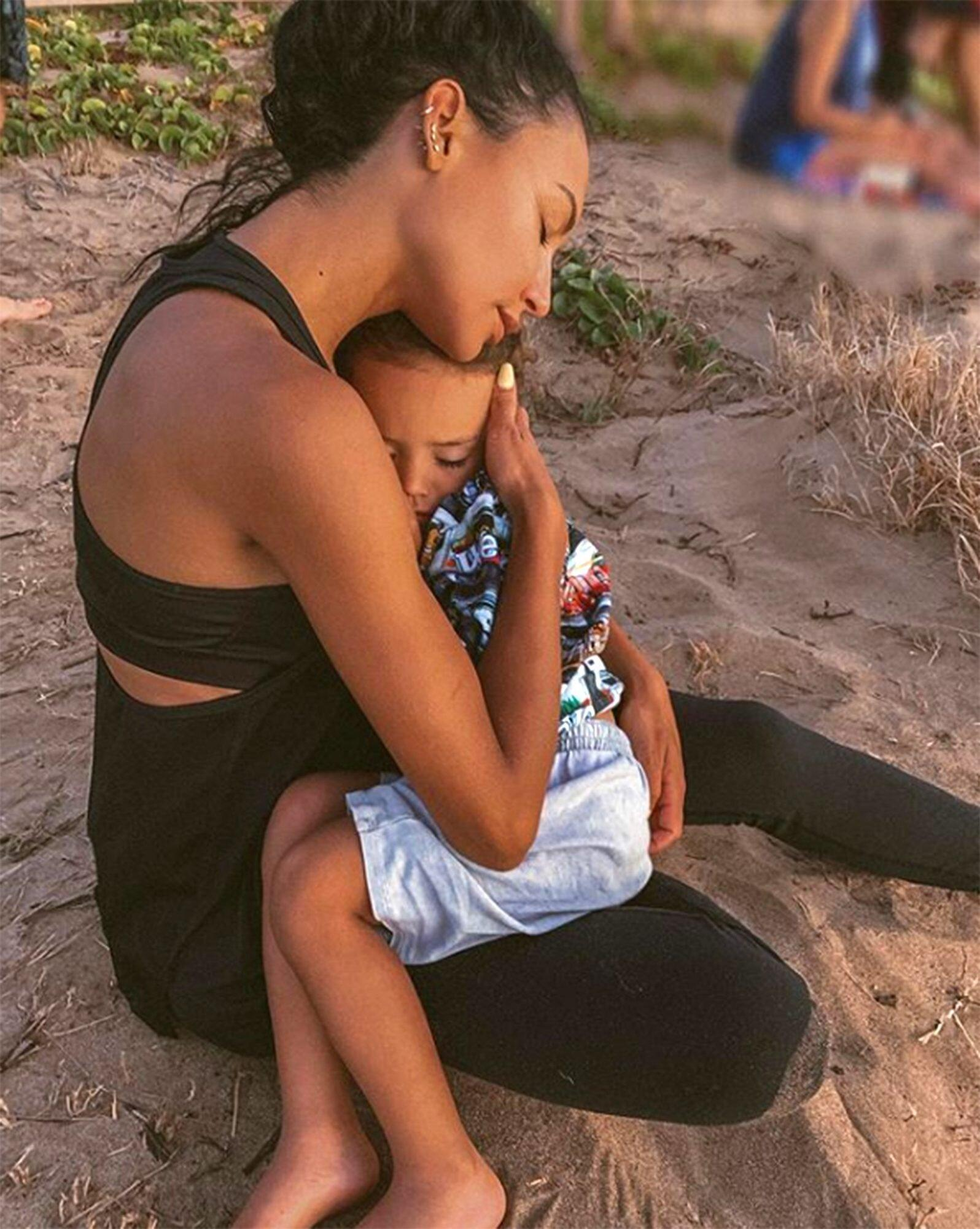 Naya Rivera Missing After 4-Year-Old Son Found Alone in a ...