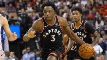 Report: Raptors' OG Anunoby expected to return Nov. 16 vs. Mavericks