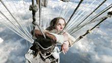 Felicity Jones, Eddie Redmayne tame buck-wild balloon in tense 'Aeronauts' trailer