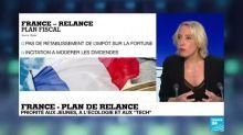 Interview d'Emmanuel Macron : un plan de relance qui donne la priorité aux jeunes et à l'emploi