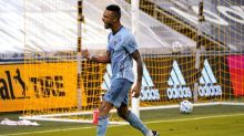 Shelton helps Sporting KC tie FC Dallas 1-1