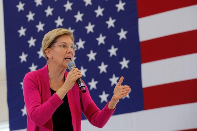 Elizabeth Warren shrugs off projected 2M jobs lost under Medicare for All
