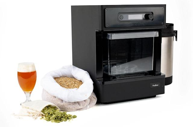 PicoBrew's new kits let you homebrew beer with your ingredients