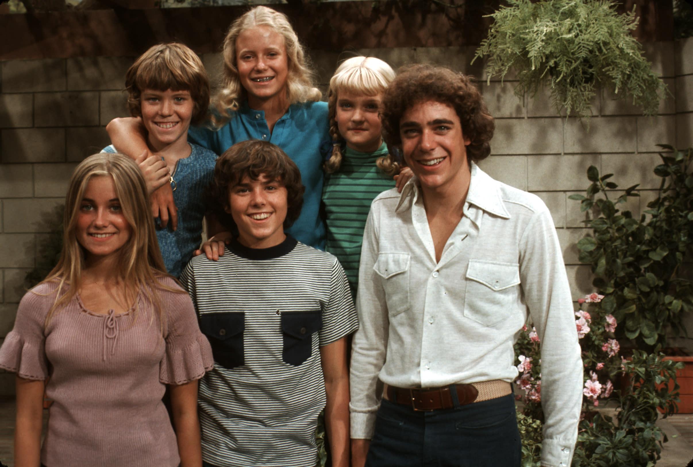 'The Brady Bunch' kids...
