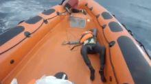 Ocean Viking: gommone con 130 migranti naufraga davanti a Libia