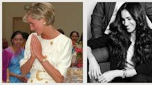 Did Meghan Markle Wear Princess Diana's Cartier Watch?