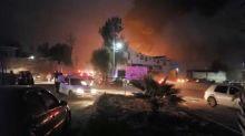 Mexican pipeline blast during fuel raid kills at least 21