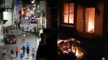 Disturbios y saqueos en Chiapas por noticias falsas sobre el COVID-19; decían que mataban gente con un dron