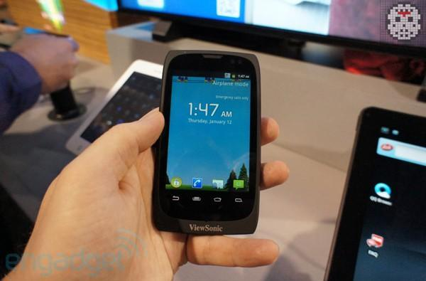 ViewSonic ViewPhone 3 hands-on (video)