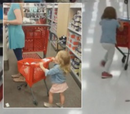The Faithful De-Carted: Blogger Speaks Out Against Kid-Sized Carts at Target