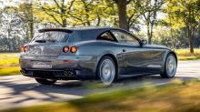 Ferrari 612 Scaglietti gets the shooting brake treatment from Dutch coachbuilder