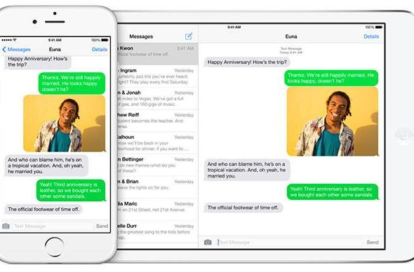 Apple's Continuity texting won't arrive until after iOS 8 launch