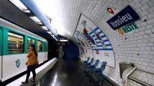 Consumo de crack no metrô de Paris gera preocupação
