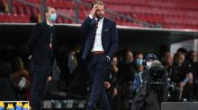 Gareth Southgate admits off-field saga affected tactics in Denmark draw