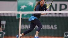 Roland-Garros (F) - Roland-Garros: Danielle Collins s'agace des questions sur le coronavirus