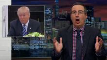 John Oliver has no time for Trump's promise about DACA